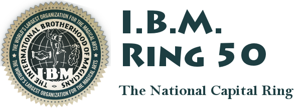 I.B.M. Ring 50: The National Capital Ring
